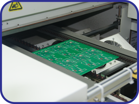 Interface Manufacturing - SMT Assembly   PCB   Electronics