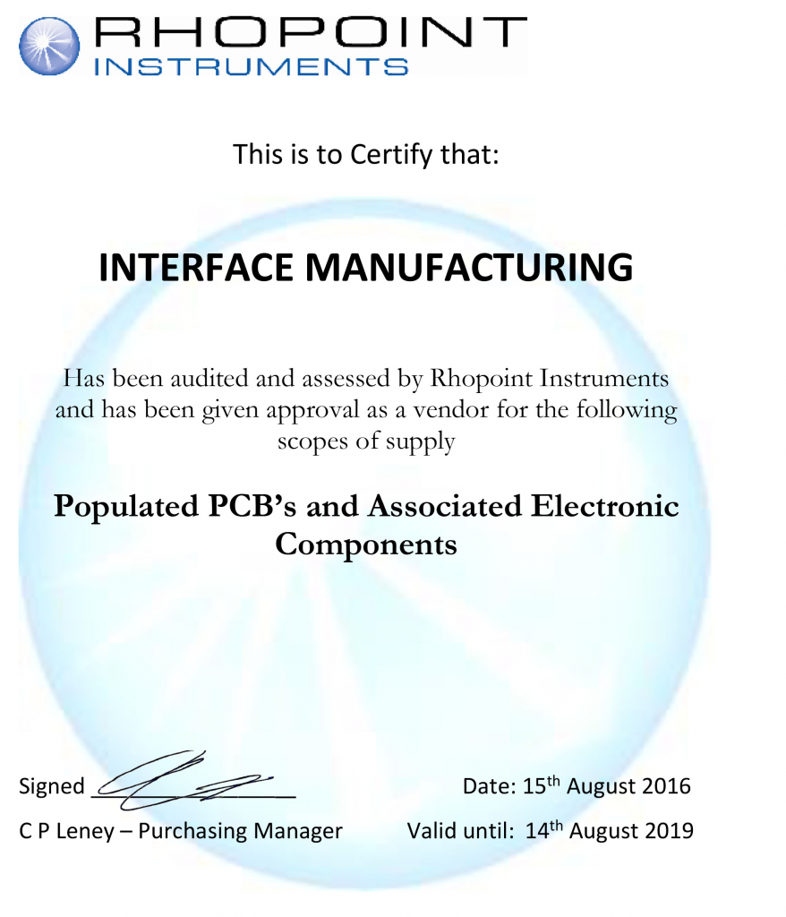 Interface-Manufacturing-Audit-Cert-15.08